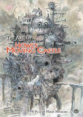 The Art of Howl's Moving Castle by Hayao Miyazaki