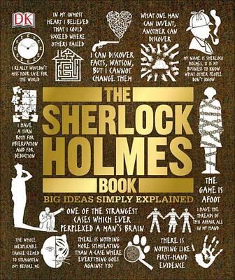 The Sherlock Holmes Book by DK Publishing