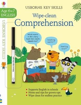 Wipe-Clean Comprehension 6-7 by Caroline Young