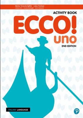 Ecco! uno Activity Book by Marisa Tarascio-Spiller