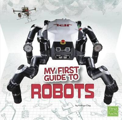 My First Guide to Robots book