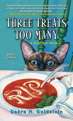 Three Treats Too Many by Debra H. Goldstein