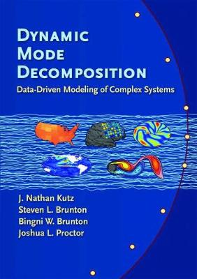 Dynamic Mode Decomposition book
