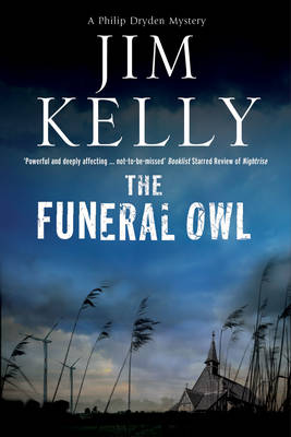 Funeral Owl by Jim Kelly
