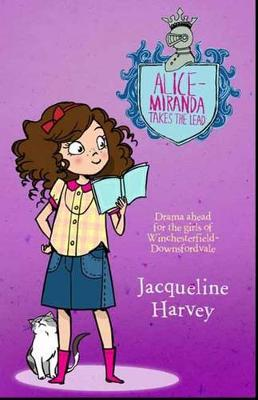 Alice-Miranda Takes The Lead 3 by Jacqueline Harvey