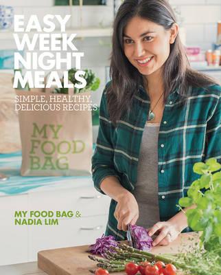 Easy Weeknight Meals book