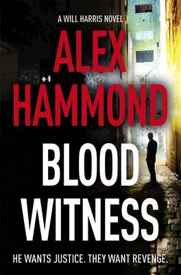 Blood Witness book