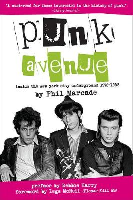 Punk Avenue by Phil Marcade