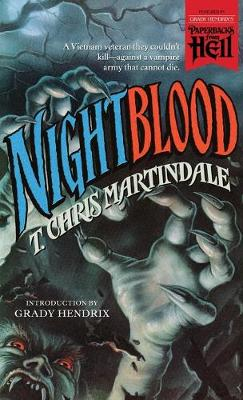 Nightblood (Paperbacks from Hell) by T Chris Martindale
