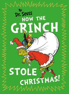 How the Grinch Stole Christmas! (Pocket edition) by Dr. Seuss