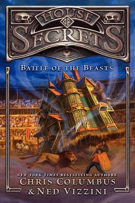 House of Secrets: Battle of the Beasts book