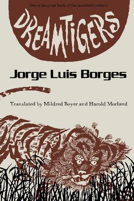 Dreamtigers book