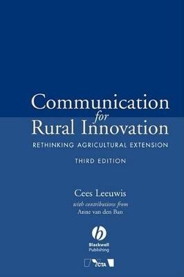 Communication for Rural Innovation book