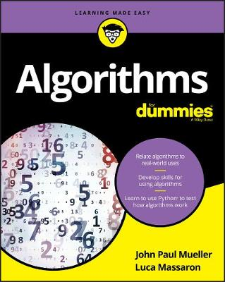 Algorithms For Dummies by John Paul Mueller