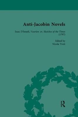Anti-Jacobin Novels, Part II, Volume 8 by W. M. Verhoeven
