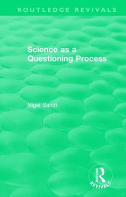 : Science as a Questioning Process book