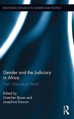 Gender and the Judiciary in Africa by Gretchen Bauer
