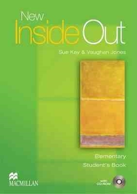 New Inside Out Elementary Student Book Pack by Vaughan Jones