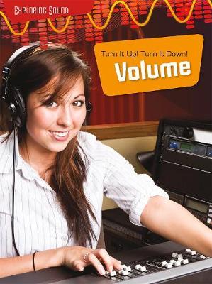 Turn It Up!; Turn it Down!: Volume by Louise Spilsbury