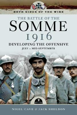 Battle of the Somme 1916 book