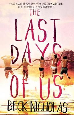 Last Days Of Us book