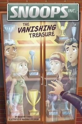The Vanishing Treasure by Brandon Terrell