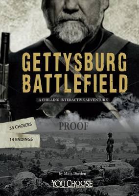 Gettysburg Battlefield by Matt Doeden