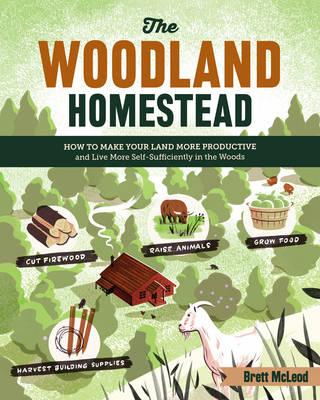 Woodland Homestead book