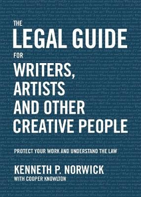 The Legal Guide by Kenneth P. Norwick