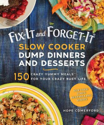 Fix-It and Forget-It Slow Cooker Dump Cakes by Hope Comerford