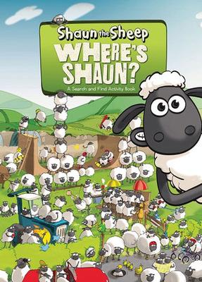 Where's Shaun? A Search and Find Activity Book book