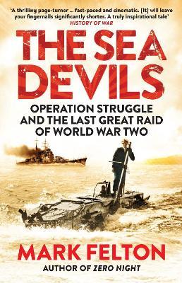 Sea Devils book