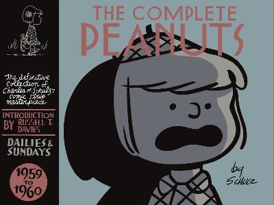 The Complete Peanuts 1959-1960 by Charles M. Schulz