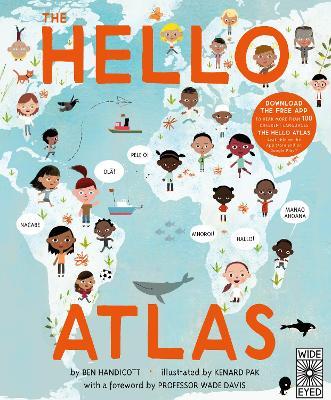 Hello Atlas book