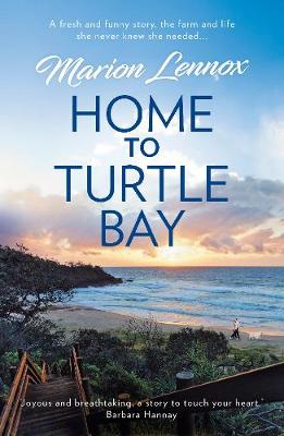Home to Turtle Bay AUSPOST by Marion Lennox