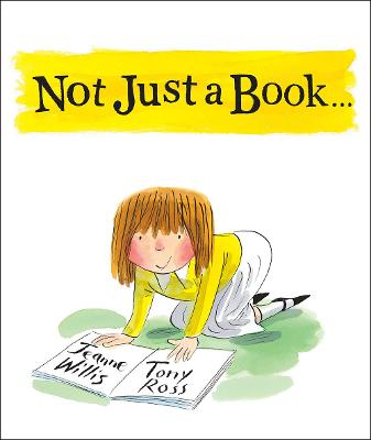 Not Just a Book by Jeanne Willis