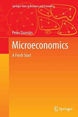 Microeconomics by Peter Dorman