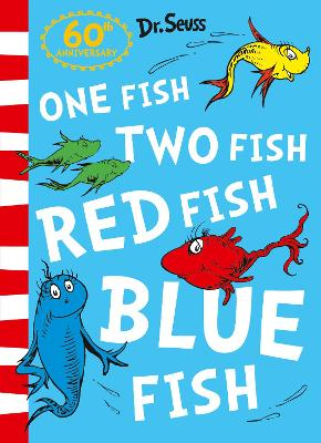 One Fish, Two Fish, Red Fish, Blue Fish book
