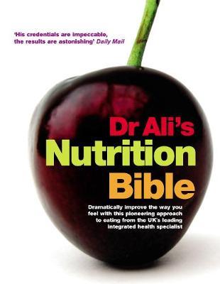 Dr Ali's Nutrition Bible book