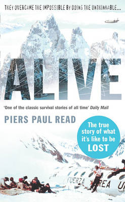 Alive:The True Story of the Andes Survivors book