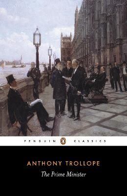 Prime Minister by Anthony Trollope