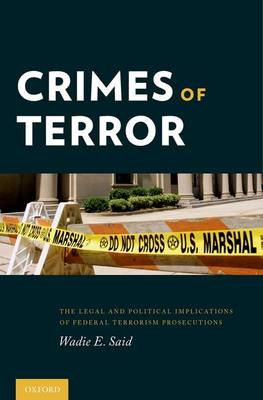 Crimes of Terror by Wadie E. Said