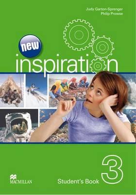 New Edition Inspiration Level 3 Student's Book by Judy Garton-Sprenger