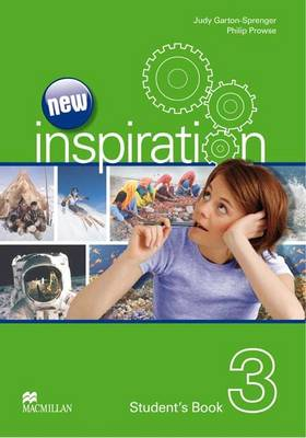 New Edition Inspiration Level 3 Student's Book by Judy Garton-Sprenger