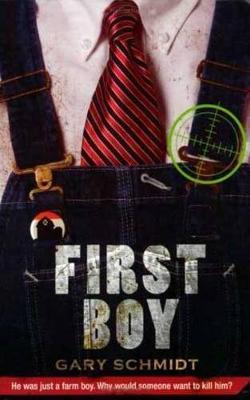 First Boy book