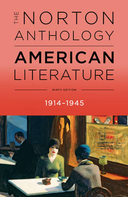 The Norton Anthology of American Literature by Michael A. Elliott