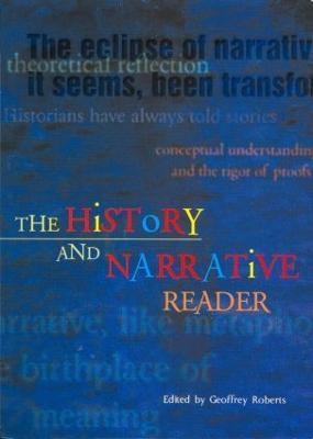 History and Narrative Reader book