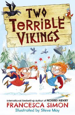 Two Terrible Vikings book