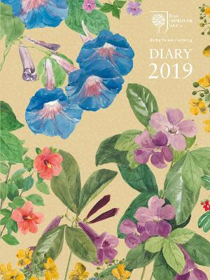 RHS Pocket Diary 2019 by Royal Horticultural Society