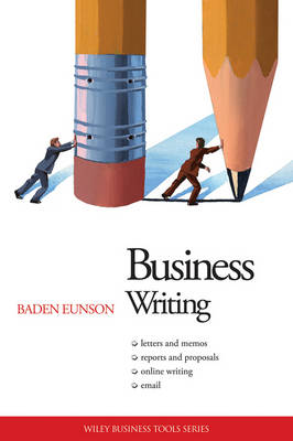 Business Writing by Baden Eunson